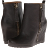 Dark Brown Leather Nine West Taboulie for Women (Size 7)