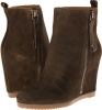 Green Suede Nine West Taboulie for Women (Size 7)