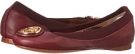 Cabernet/Dark Cabernet Tory Burch Caroline 2 for Women (Size 7)