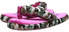 M&F Western Camo Sequin Flip Flop Slippers Size 10