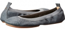 Samara Matte Waxed Croco Women's 6