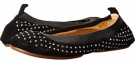 Samara Kid Suede Micro Studded Fold Up Flat Women's 6